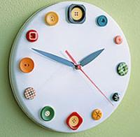 Siirrytään eteenpäin! Tai täsmälleen 50 DIY-kelloideota! osa 1, valokuva numero 16