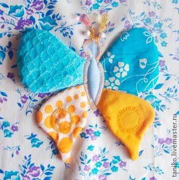 我们用自己的手缝了一个开发的地毯,照片№13