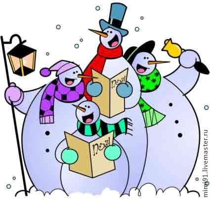 Master Class Snowman ในเทคนิค Cotton Papier-Mâchéภาพถ่าย№ 2