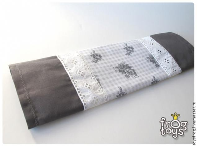 Tyynyliina tyyny rullan muotoinen, valokuvan numero 10