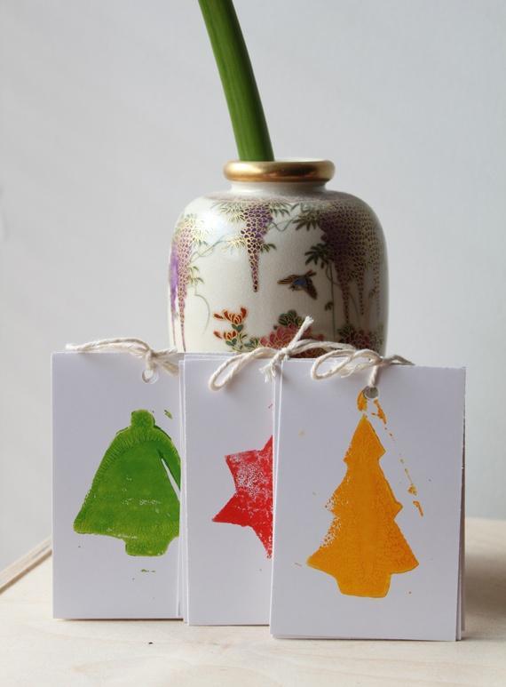 最终条形码为新年礼物的设计,或标签的角色,照片第4号