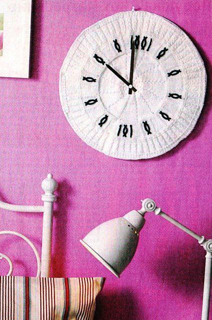 Siirrytään eteenpäin! Tai täsmälleen 50 DIY-kelloideota! osa 1, valokuva numero 35
