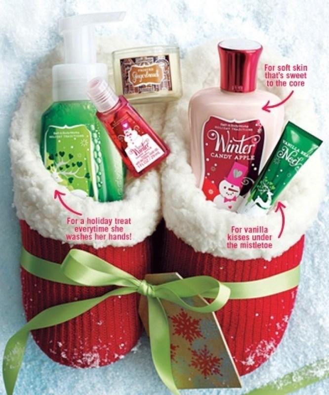 handmade gifts ideas stuffed slippers