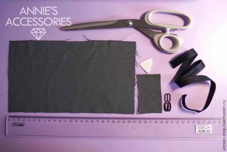 Hogyan varrhat egy csokornyakkendő 10 egyszerű lépésben, Photo № 1