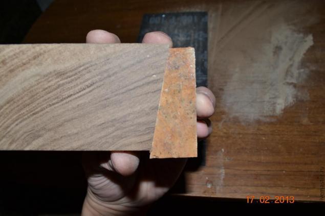 Come fare una maniglia del coltello, foto № 2