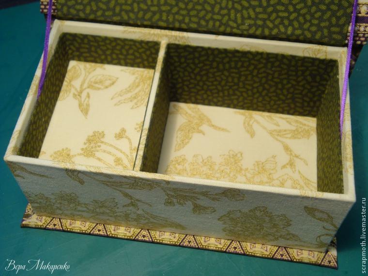 Skapa en underbar kista för smycken, bild nummer 38