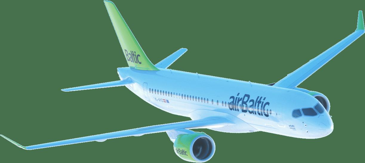 Resultado de imagen para airbaltic cs300