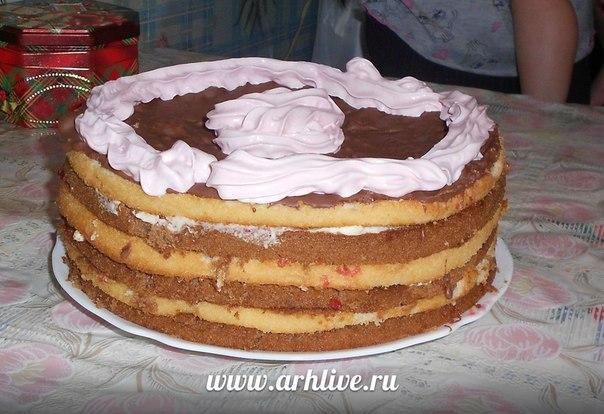"Торт ""Машенька"""
