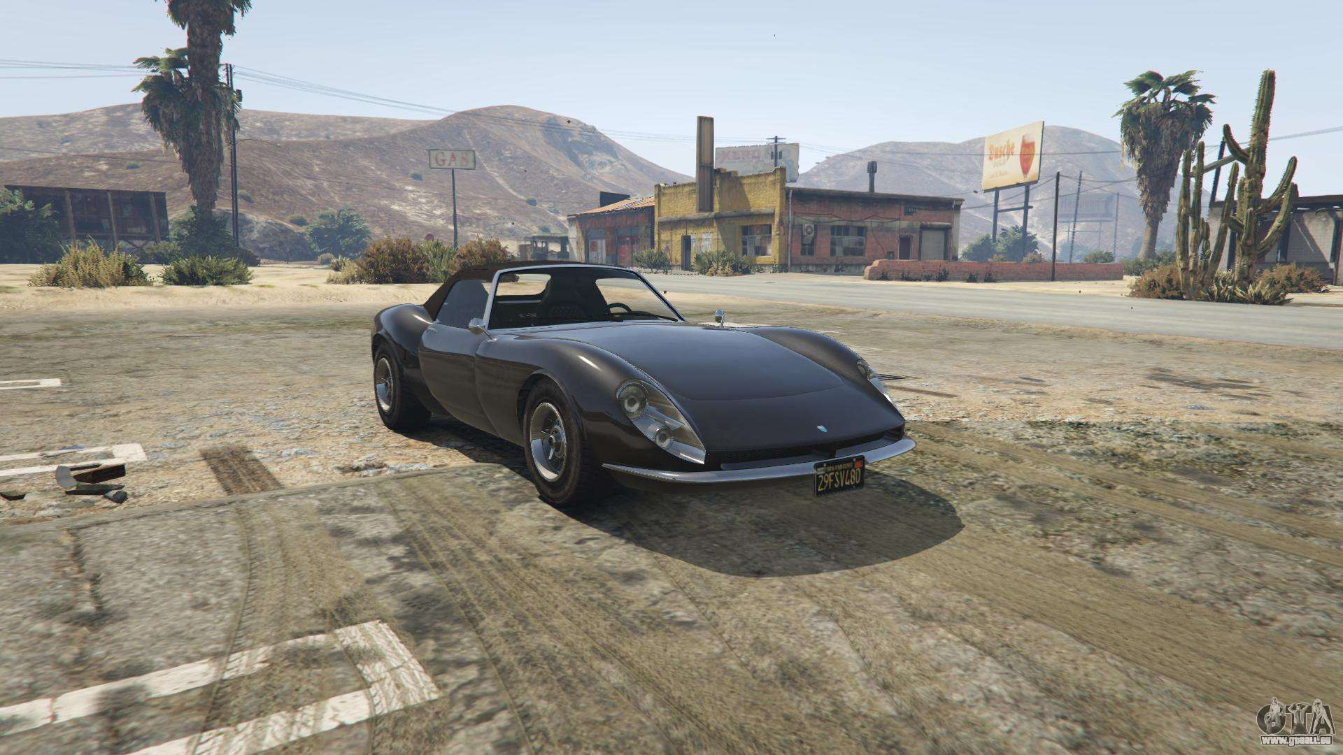 Grotti Stinger Von GTA 5 Screenshots Features Und