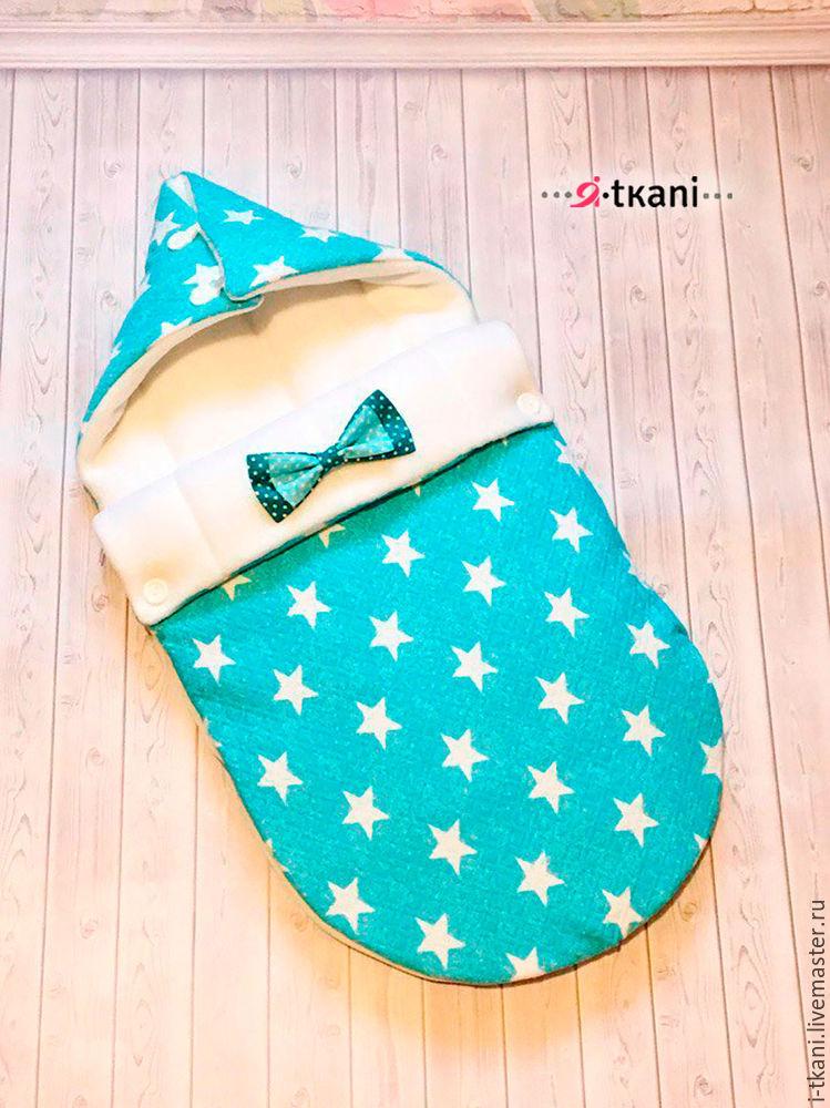 Umschlag - eine Decke mit einer Reihe für ein Mädchen.