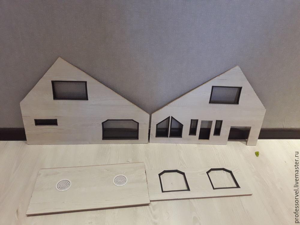 استادان عزیز، من می خواهم یک MK کوچک را بر روی تولید یک مدل یک خانه کشور ارائه دهم. ساختمان مسکونی از کارتن ساخته شده است و یک خانه دو طبقه با بالکن، تراس، باغ زمستانی، گاراژ و خروجی از دو طرف است. من این پروژه را در خانه گرفتم: http://piterplan.ru/projects-of-the-houses-from-conct/projects-2-floors/4643-nadejda-123pp.html