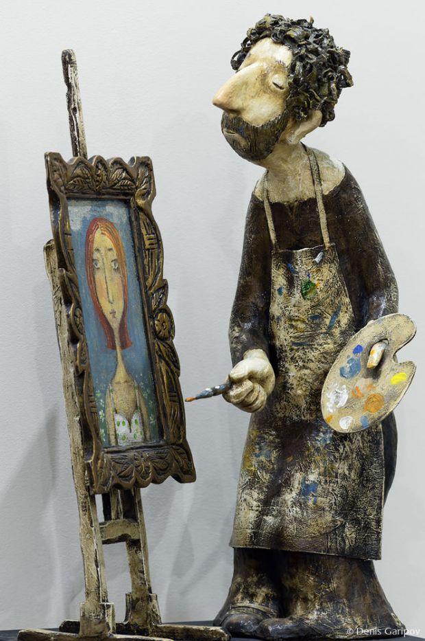 Мастер кукольного дела: Роман Шустров | Журнал Ярмарки Мастеров