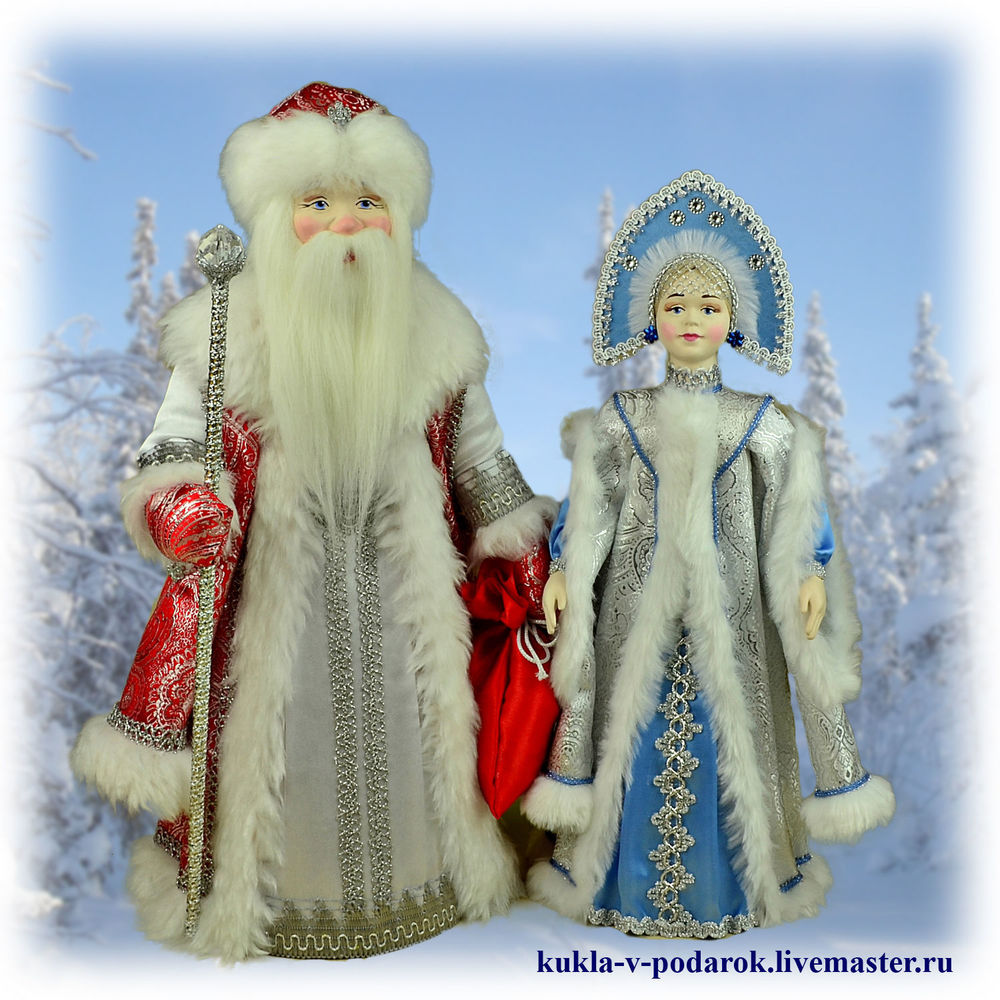 Meet Santa Claus. Not to be confused with Santa Claus, photo № 22