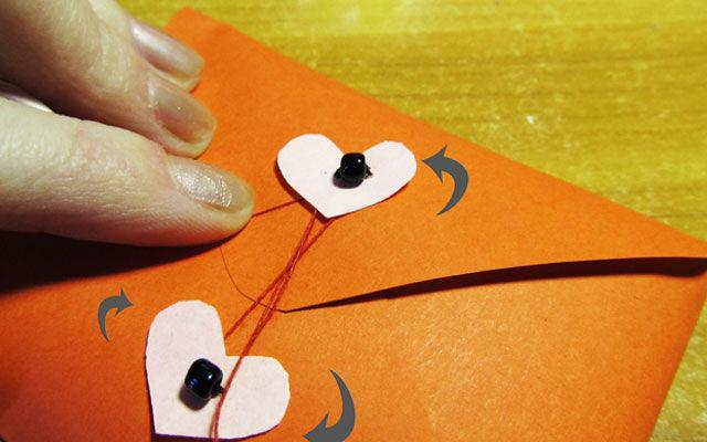 Красивые конверты своими руками, фото № 20
