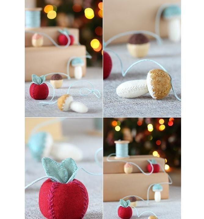 Decorate the Christmas tree interesting! 50 Christmas toy ideas do it yourself, photo № 36