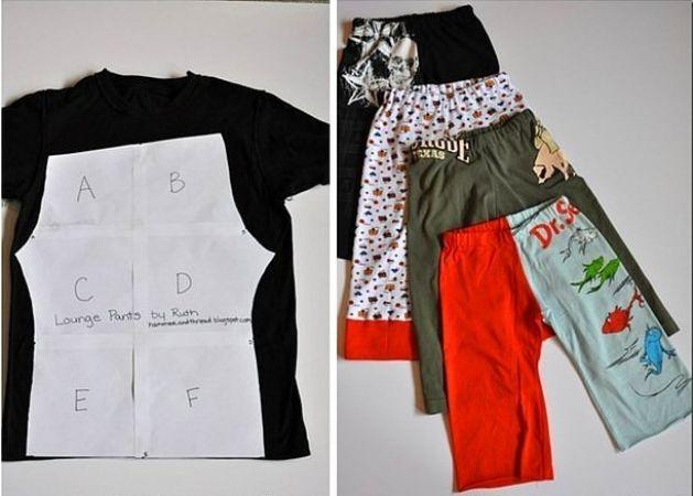 С миру по нитке, или Как из старой одежды сделать новые стильные вещи, фото № 40