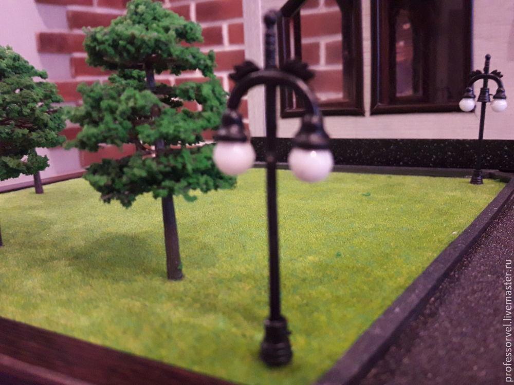 ایجاد یک طرح از یک خانه از ورقه ورقه، عکس № 8