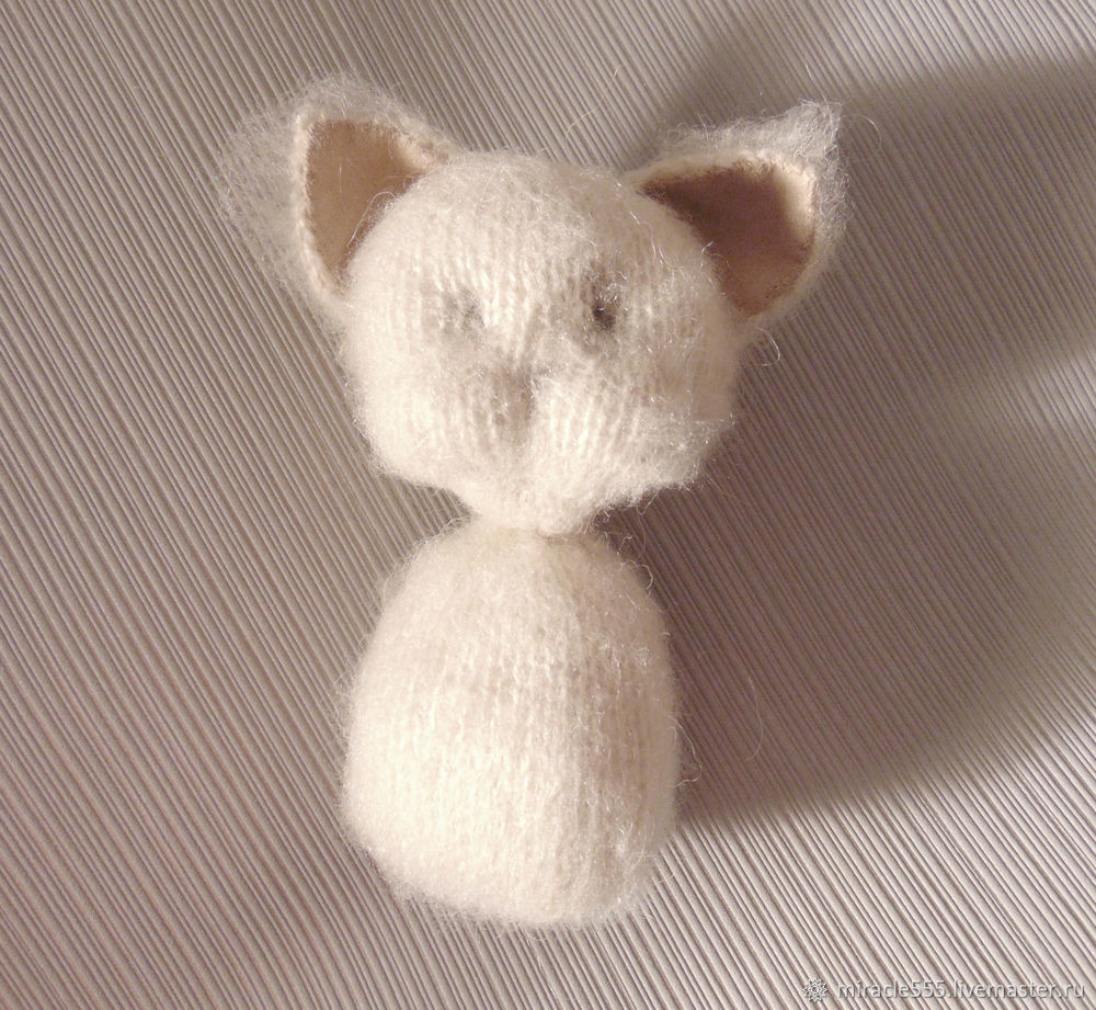 Knit Fluffy Kitty, Foto № 9