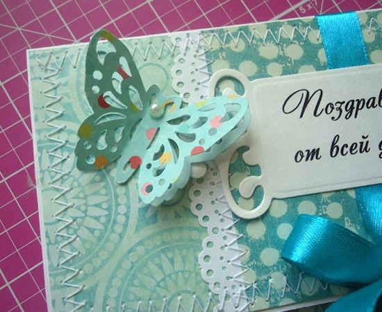 Красивые конверты своими руками, фото № 57