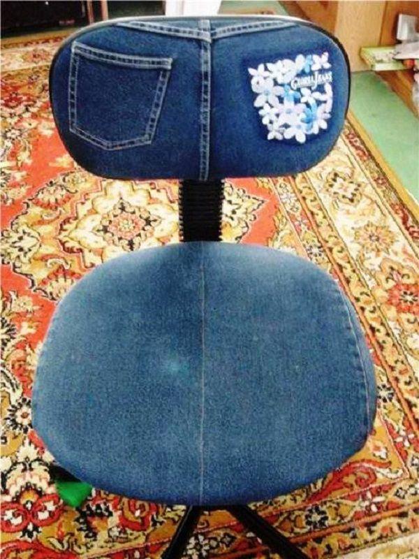 25 Gagasan Super untuk Kehidupan Kedua Jeans, Foto № 10
