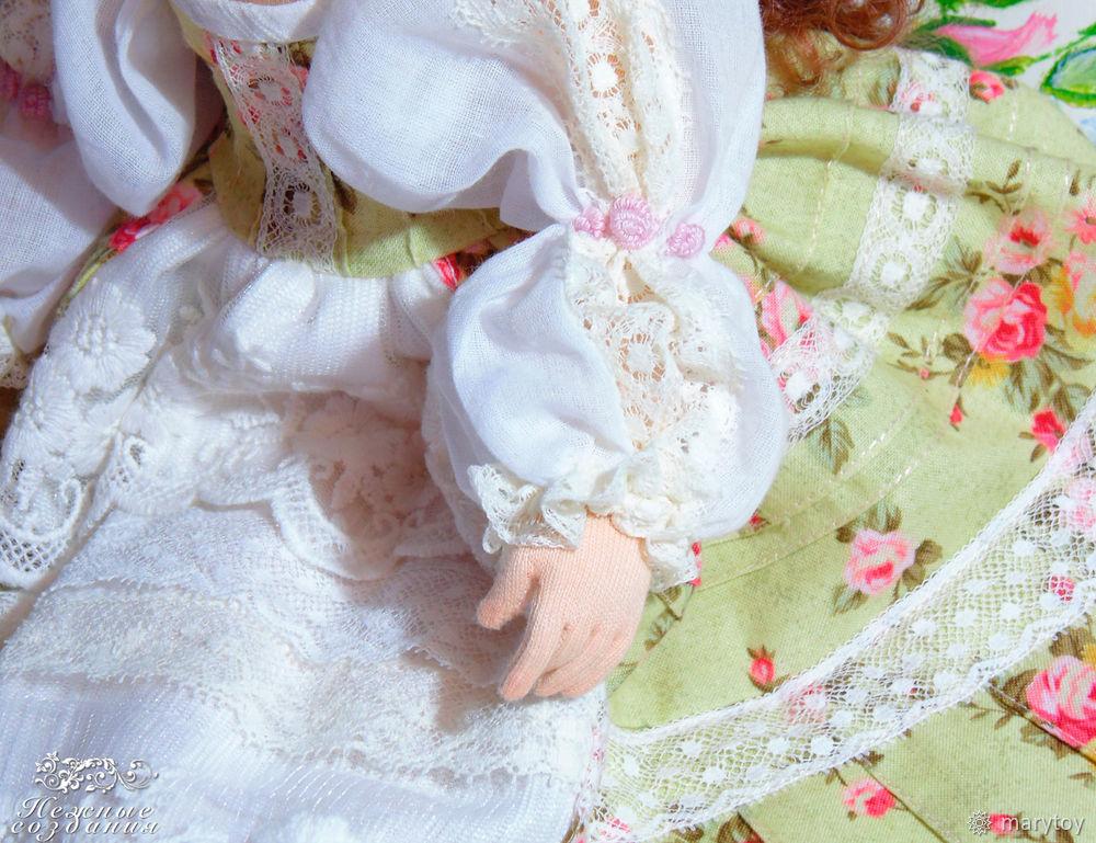 Cosemos un atuendo para una muñeca, foto número 26