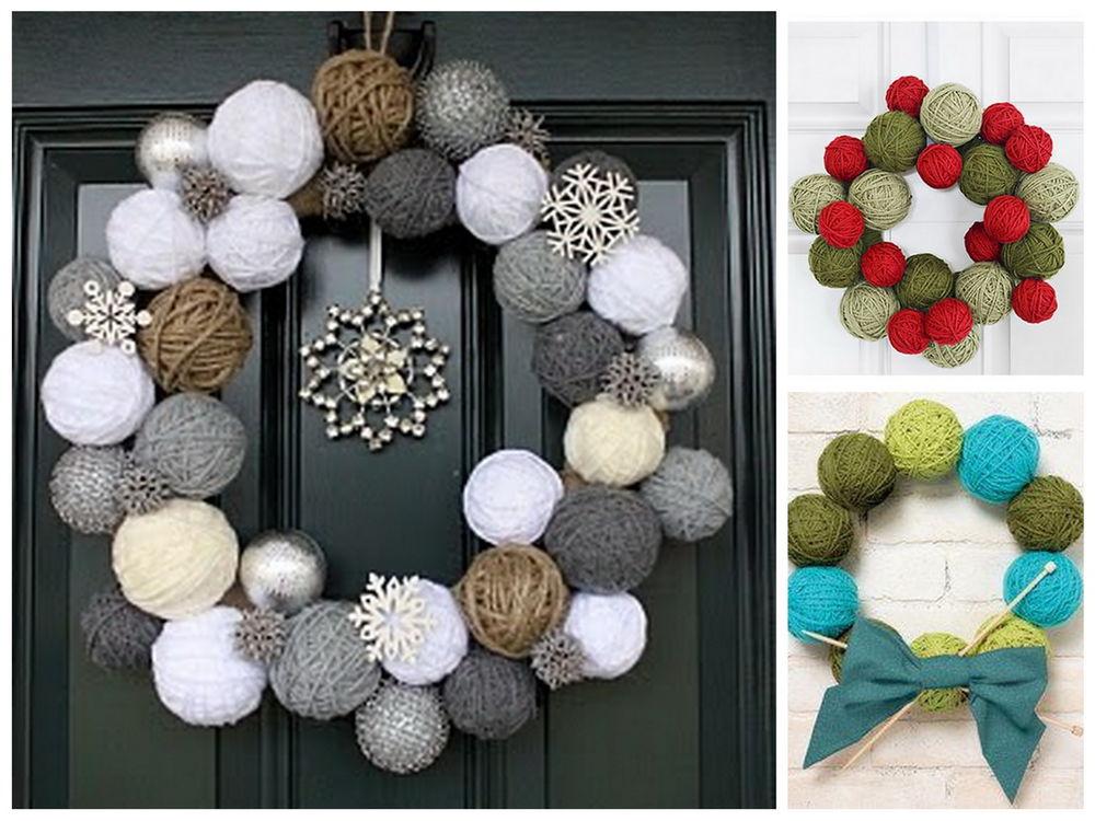 Создаём новогоднее настроение: 50 идей для праздничного декора, фото № 47