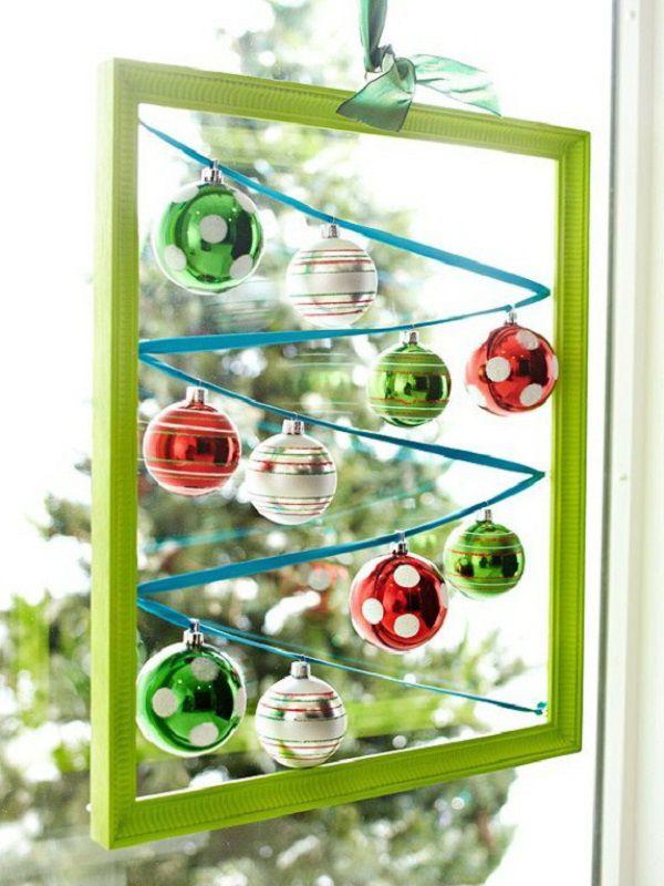 Создаём новогоднее настроение: 50 идей для праздничного декора, фото № 34