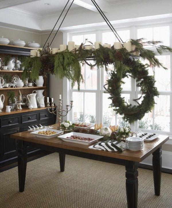 Créez l'ambiance d'une nouvelle année: 50 idées pour la décoration festive, photo numéro 44