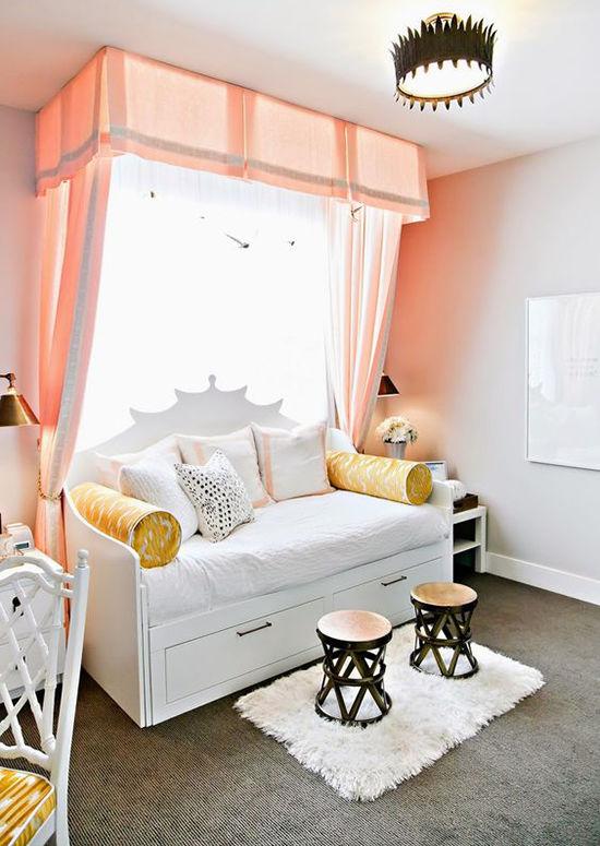 Enkla idéer för hemtak i sovrummet och inte bara, foto nummer 30