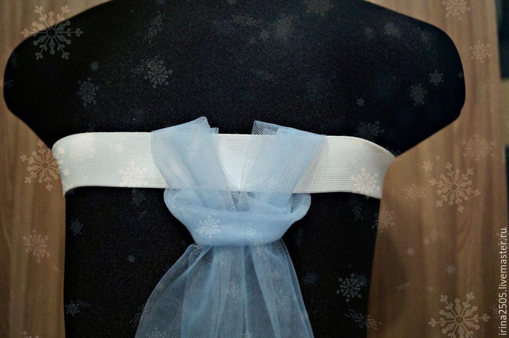 Создаем костюм «Снежинки» на Новый год, фото № 6