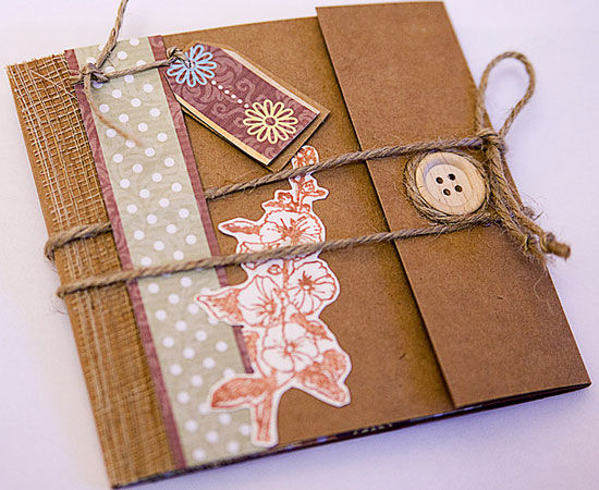 Красивые конверты своими руками, фото № 79