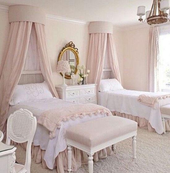 Enkla idéer för baldakiner i sovrummet och inte bara, foto nummer 24