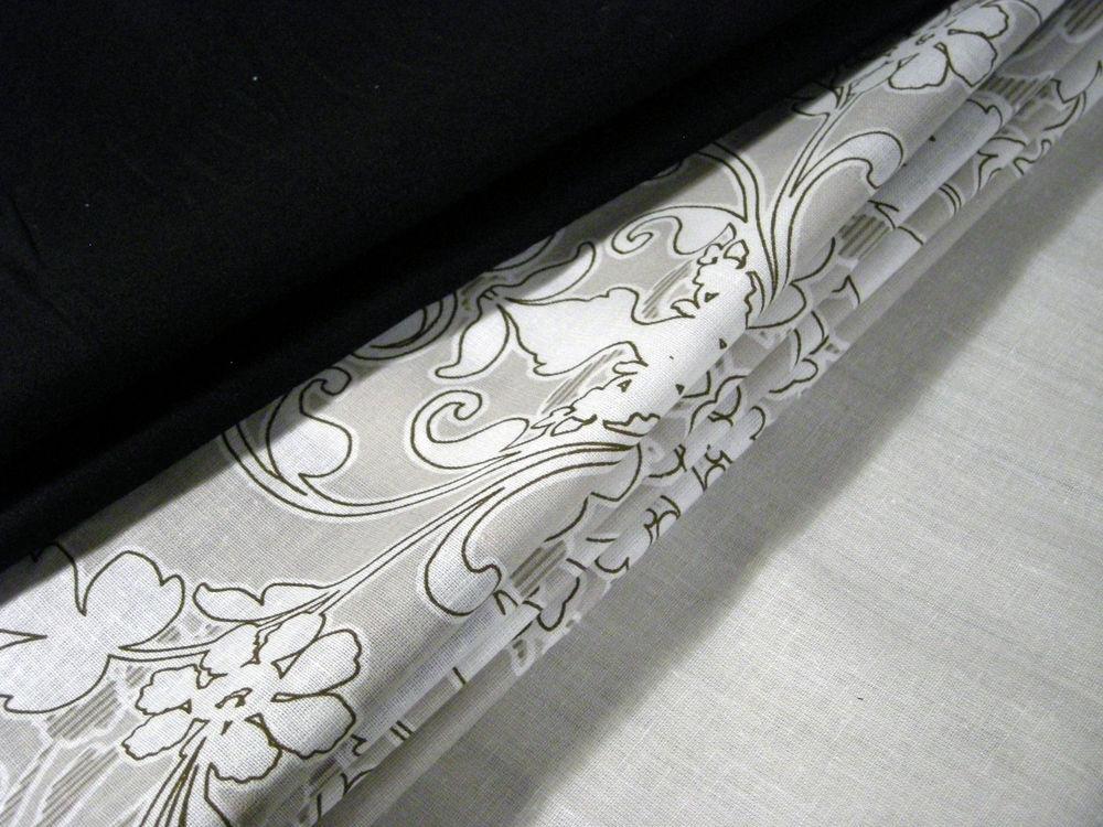 Перкаль, бязь, поплин, сатин изучаем отличия хлопковых тканей, фото № 6