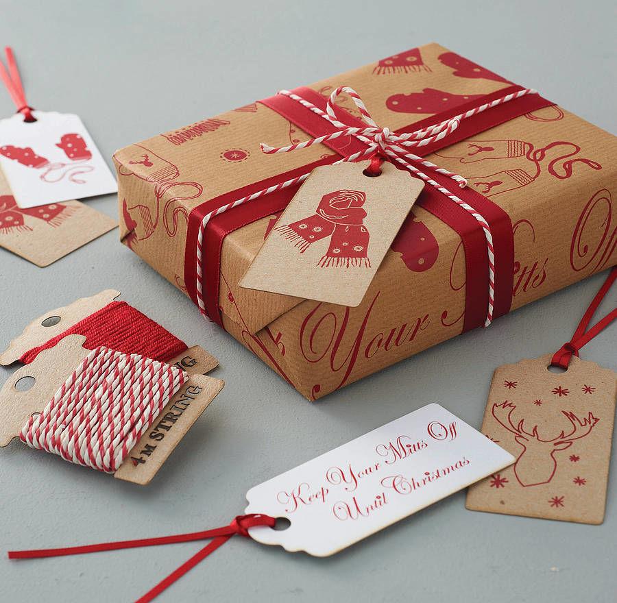 50 interessante ideer til emballering af nytårs gaver, foto № 4