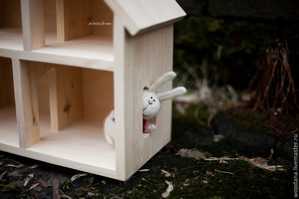 Создаем кукольный домик своими руками, фото № 43