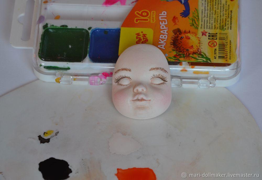 Создаем ангелочка — игрушку на елку, фото № 2