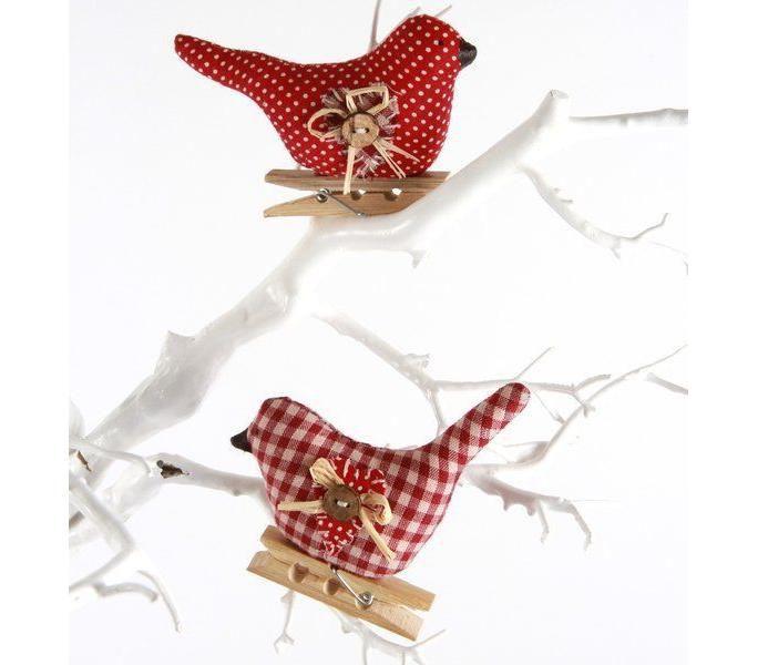 Украсим ёлку интересно! 50 идей ёлочных игрушек своими руками, фото № 13