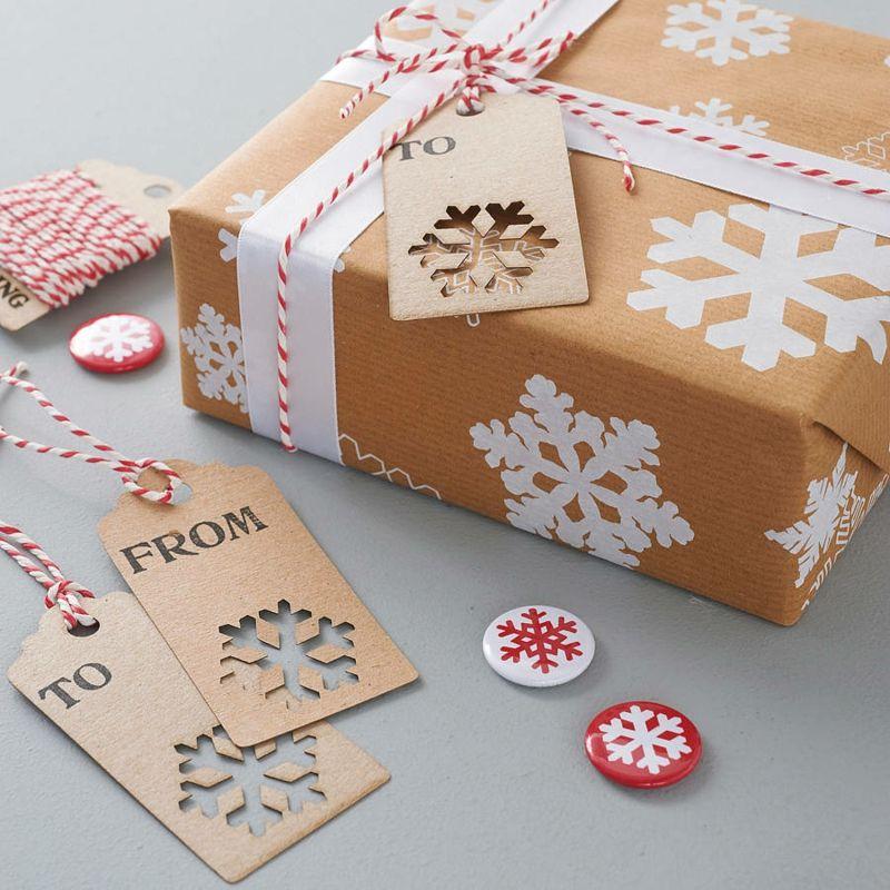50 interessante ideer til emballering af nytårs gaver, foto № 5