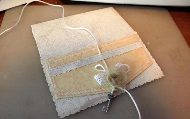 Красивые конверты своими руками, фото № 71