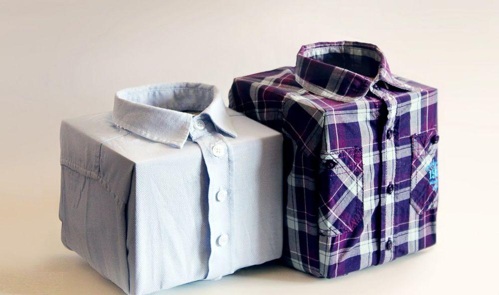 Не крафтом единым: 12 способов упаковать подарок, фото № 8