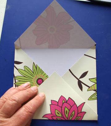 Красивые конверты своими руками, фото № 3