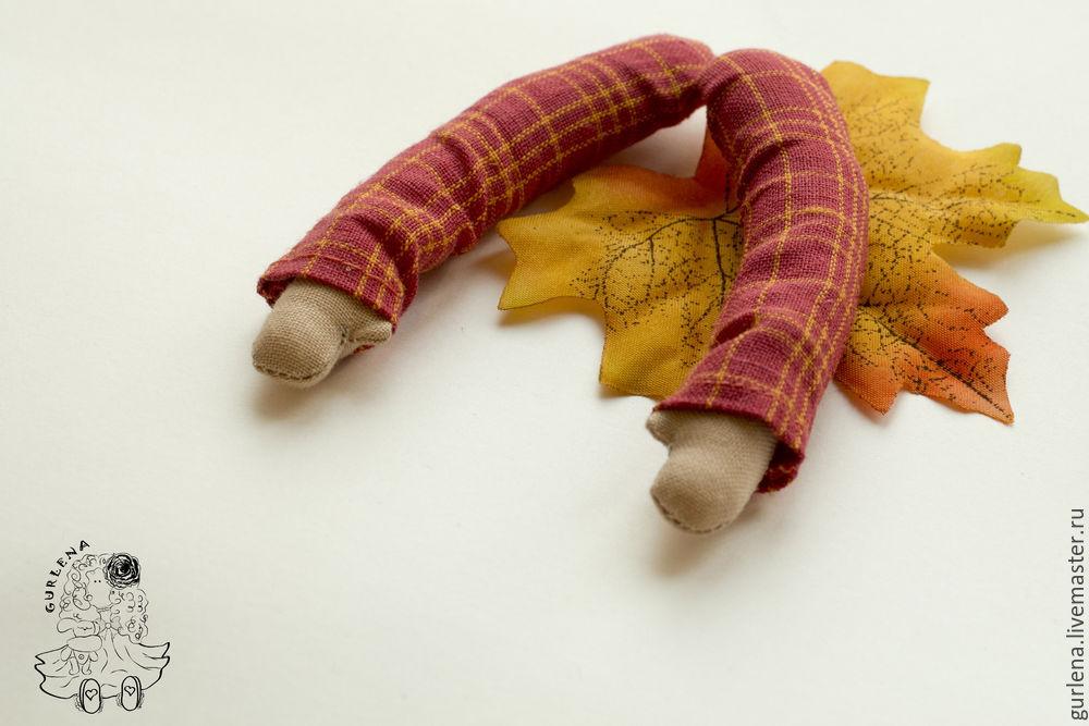 Textilpuppe von der Krone zu den Fersen, FOTO № 28