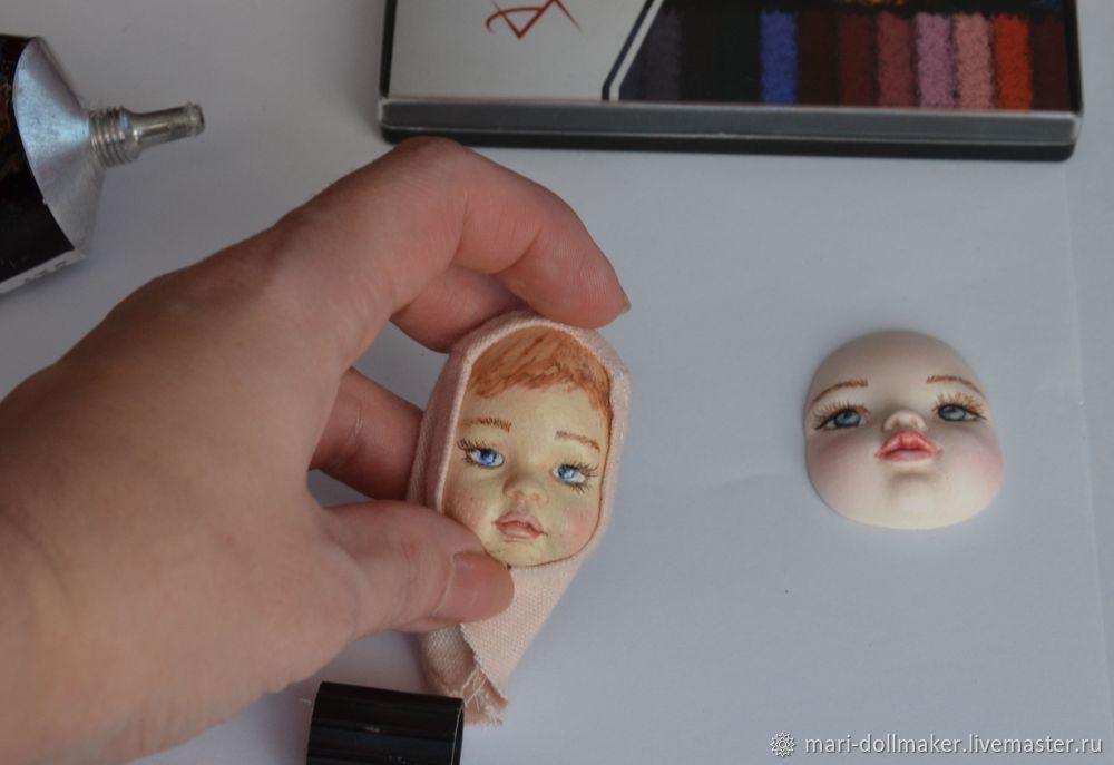 Создаем ангелочка — игрушку на елку, фото № 11