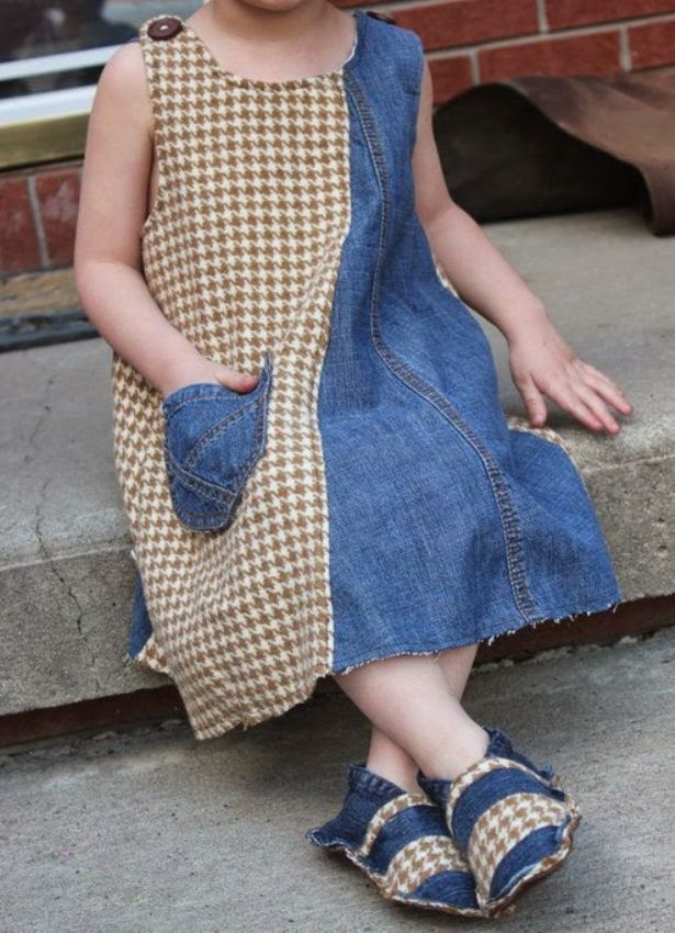 С миру по нитке, или Как из старой одежды сделать новые стильные вещи, фото № 38