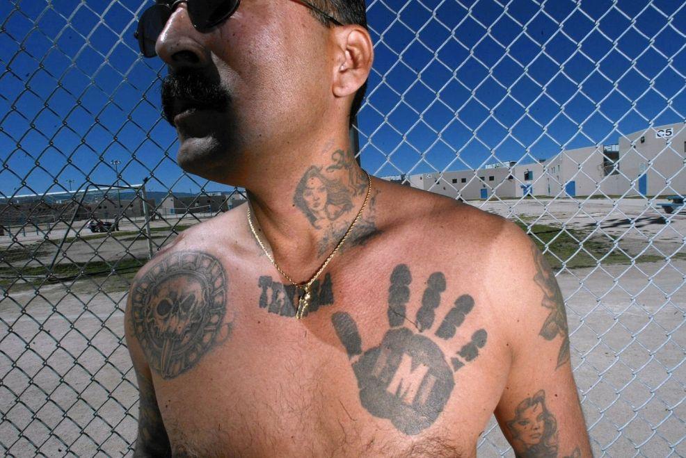 La Eme первое мексиканское преступное сообщество