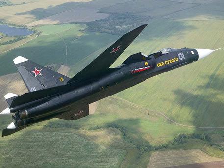 """Progetto """"Berkut"""": come un unico SU-47 è stato trasformato in un mortale T-50 VKS, secco, SU-47, Aviation, Fighter, a lungo"""