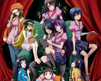 """Siapa """"Oyash""""? Mengapa Anime Harem? Bagaimana (tidak) menjadi """"otaku""""? Anime, animeter, panjang"""