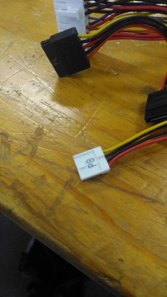 Floppy connector