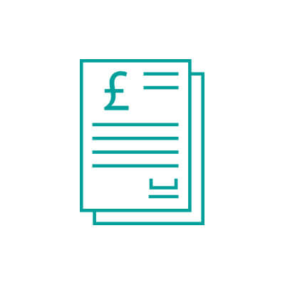 Sage 50c icon invoicing