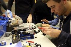 Product Design Students at Tiree Techwave